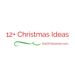 12+ Christmas Ideas. A great collection of Rustic Christmas Ideas and more!