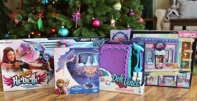 Holiday Gift Ideas for Girls that Play Together