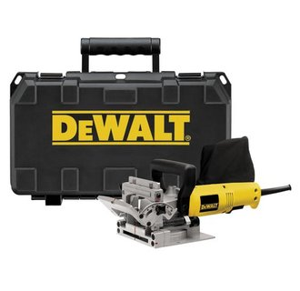 DEWALT DW682K Plate Joiner Kit with 6.5 Amp Motor and 10,000 RPM