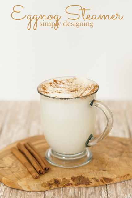 Italian Eggnog Steamer Recipe