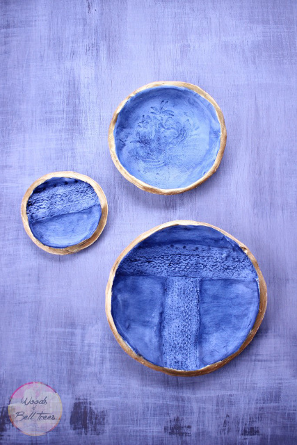 Lacy Nesting Bowls