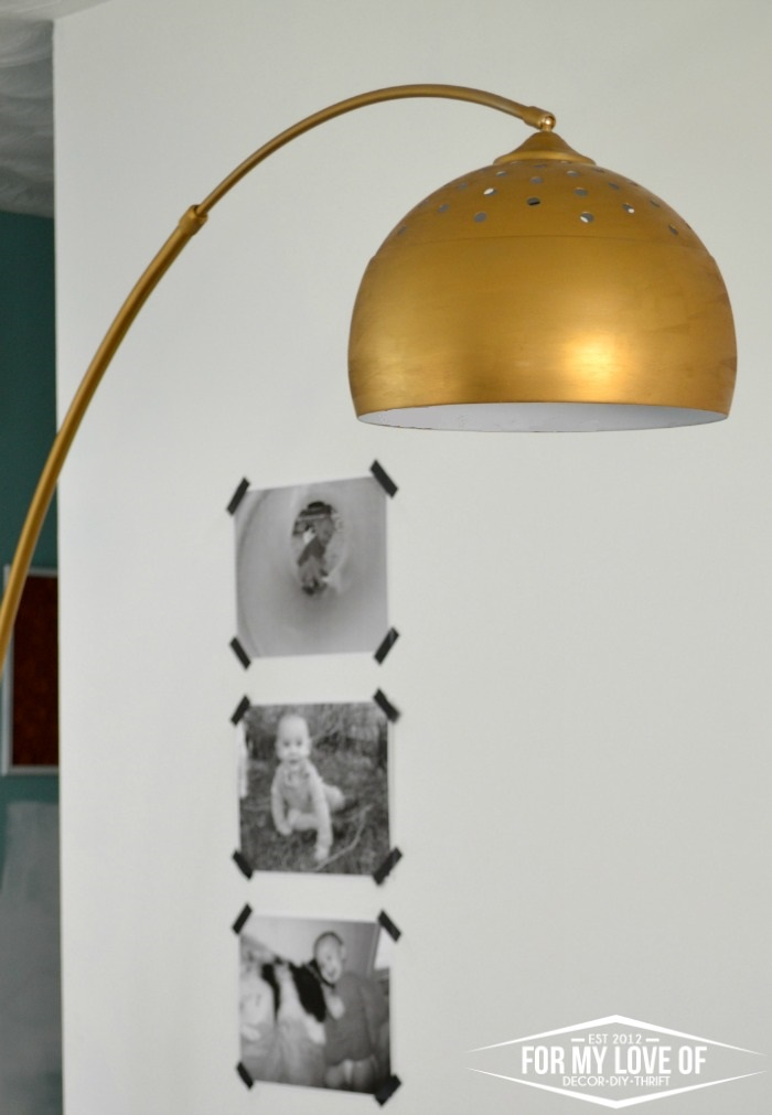 How to make a cheap lamp look expensive