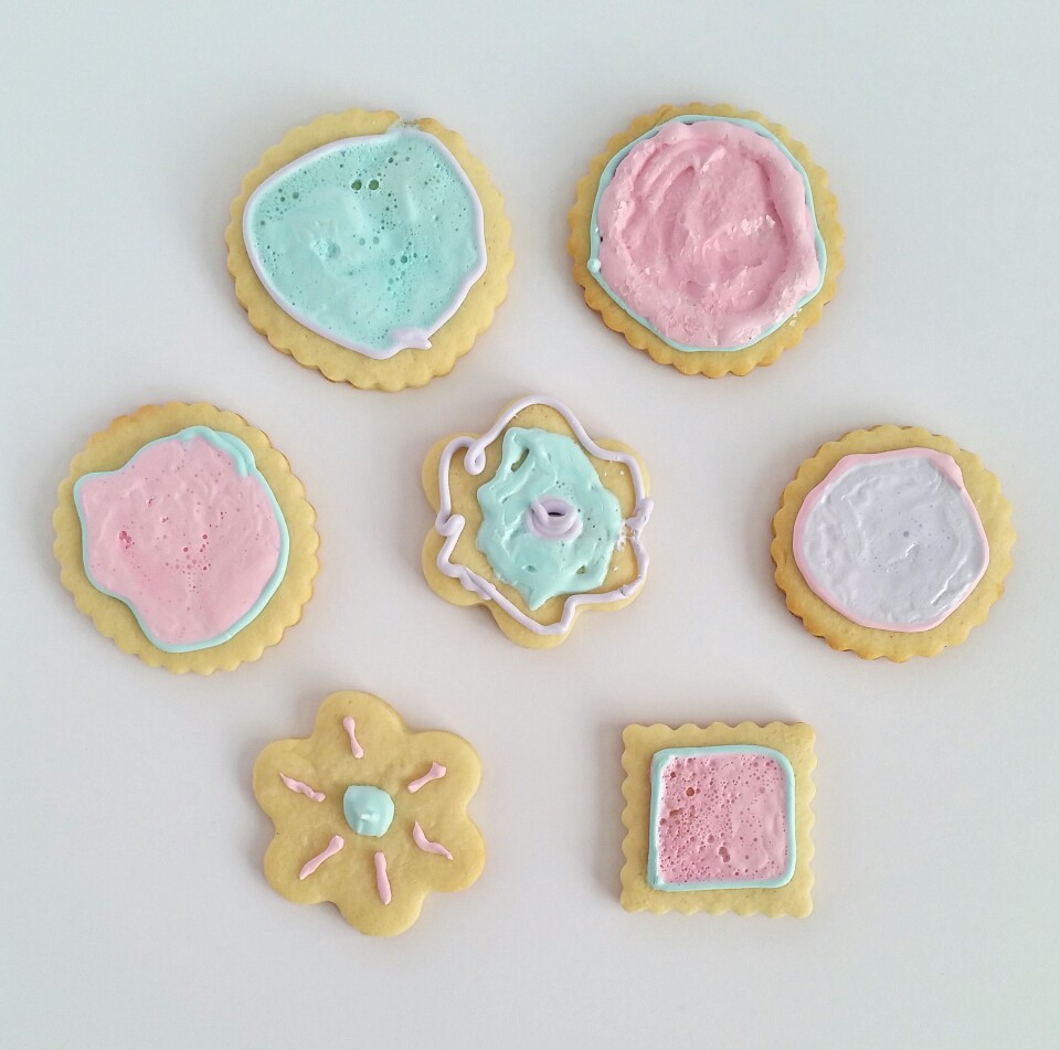 Sugar Cookies with Royal Icing.