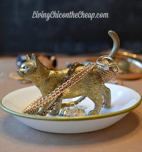 DIY Cat Ring Dish