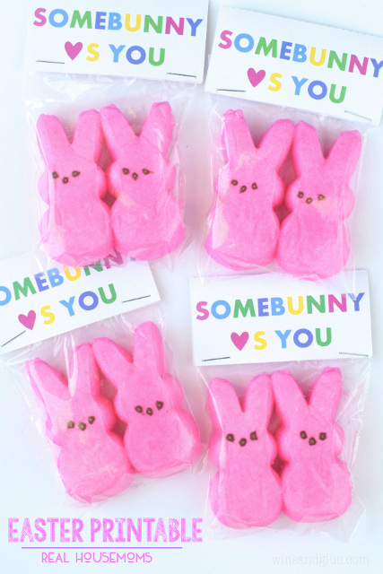 Somebunny Loves You Easter Printable