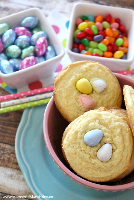 Vanilla Eggie Cookies