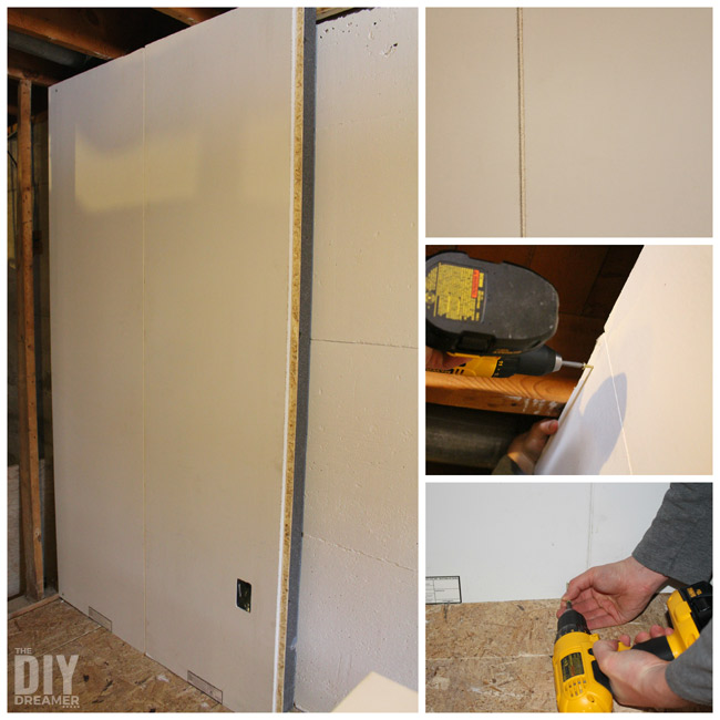 DRIcore SMARTWALL Is The Easiest And Smartest Way To Finish Your Basement  Walls. The All