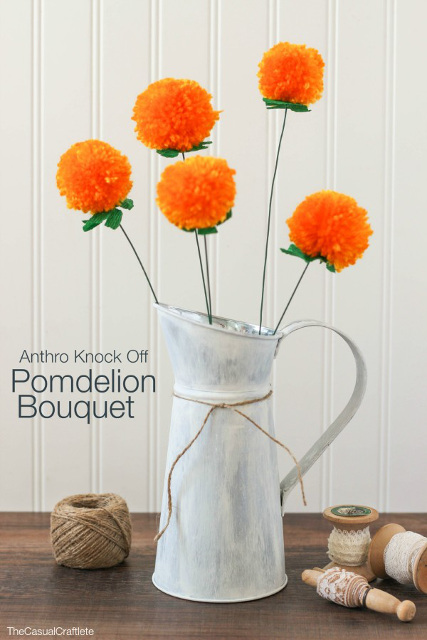 Anthro Knock Off Pomdelion Bouquet