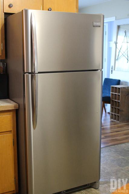 My very own custom refrigerator!