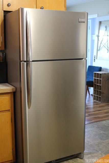My very own custom fridge!