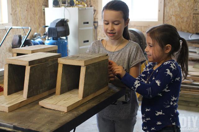 La Bluebird Society de América del Norte aprobó Bluebird Houses en Songbird Garden