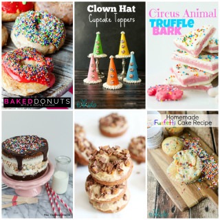 So many delicious sweets! 11 Sweet Treats including cake, icing, sprinkles, and more! Sweetness overload!