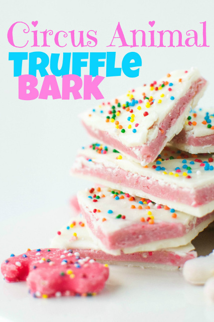 Circus Animal Truffle Bark