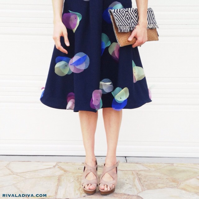 DIY Anthropologie Circlet Vida Skirt Tutorial