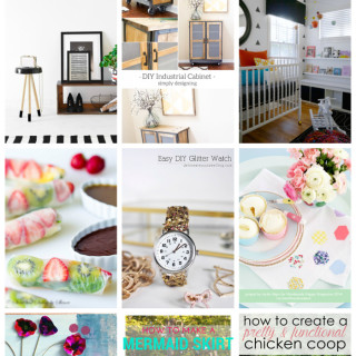18 Unique and Fun Summer Projects and Goodies! These ideas will keep you pleasantly busy.