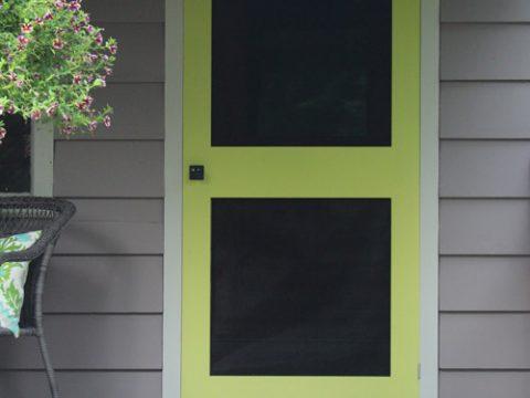 How To Build A Screen Door Diy Screen Door