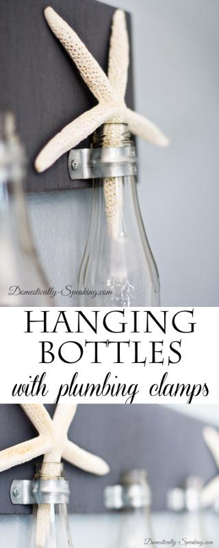 DIY Hanging Bottle Decor