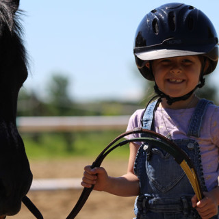 Riding a Horse for the First Time – Horseback Riding Lessons