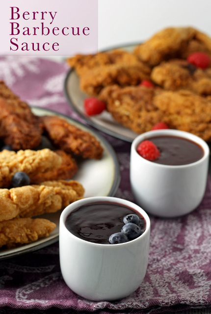 Berry Barbecue Sauce