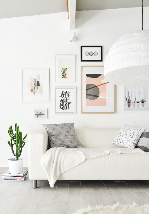 Creating Gallery Wall