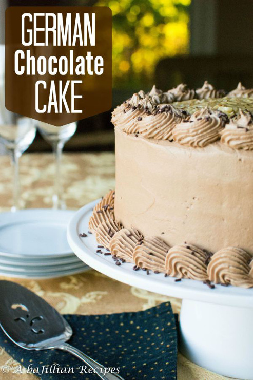 Decorating Ideas For German Chocolate Cake : Share Crafts, DIY Projects, and Recipes! #187