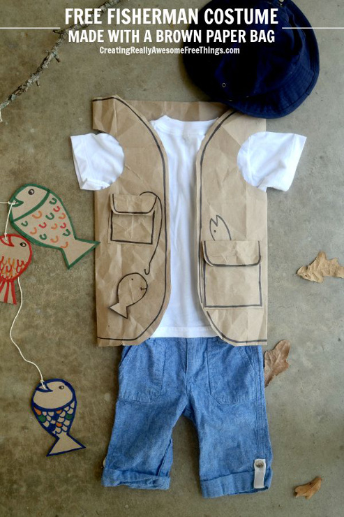 Diy Halloween Costumes For The Entire Family Fdtr 188
