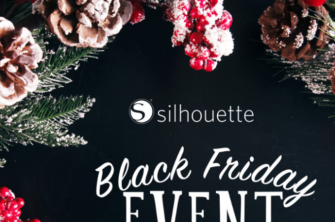 Silhouette Black Friday Event