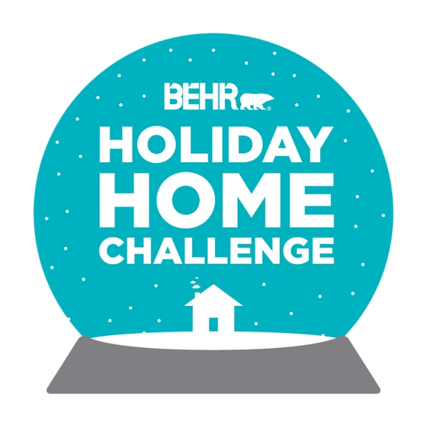 BEHR Holiday Home Challenge