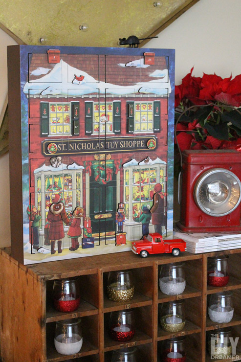 Christmas is the most magical time of the year. Countdown to Christmas with a musical advent calendar.