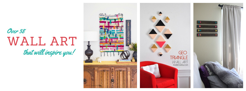 38 Stunning Wall Art that will inspire you!