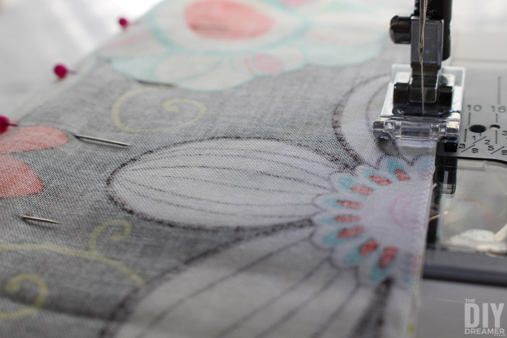 How to sew tissue cozies.
