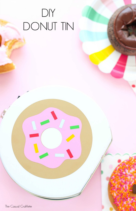 DIY Donut Tin