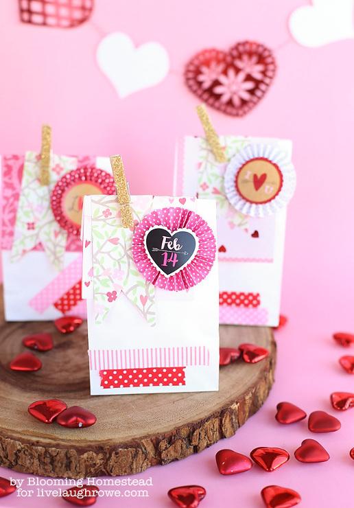 Valentine Treat Bags
