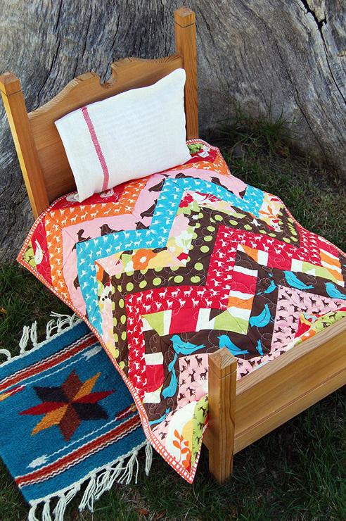 Mini Modern Quilt Pattern Bundle