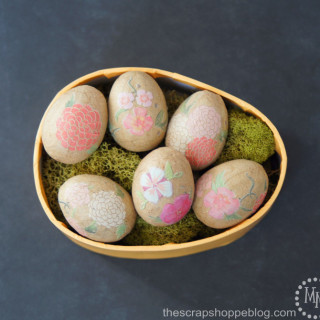 12 Easter Egg Crafts and Treats – FDTR #210