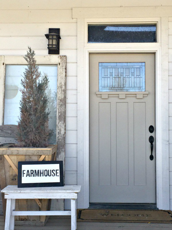 Refresh your Front Door for Spring