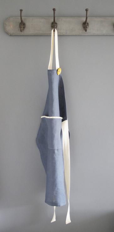 Sew Linen Apron