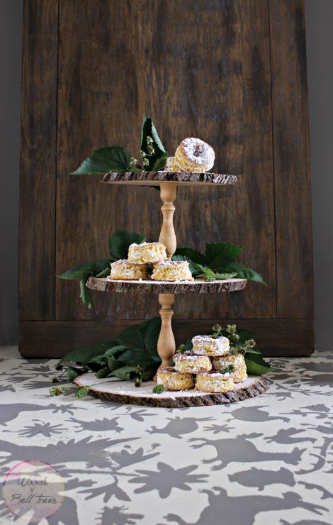 DIY Triple Tier Cake Stand