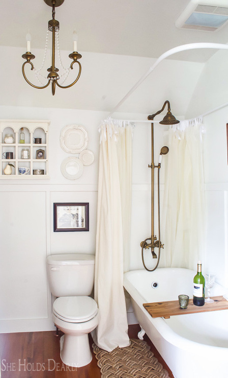 Master Bathroom Reveal: Share Your Outdoor Projects, DIY, Crafts, And Recipes. #217