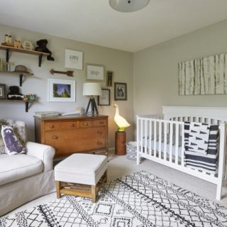 Baby Bear Den - Boy Nursery Inspiration