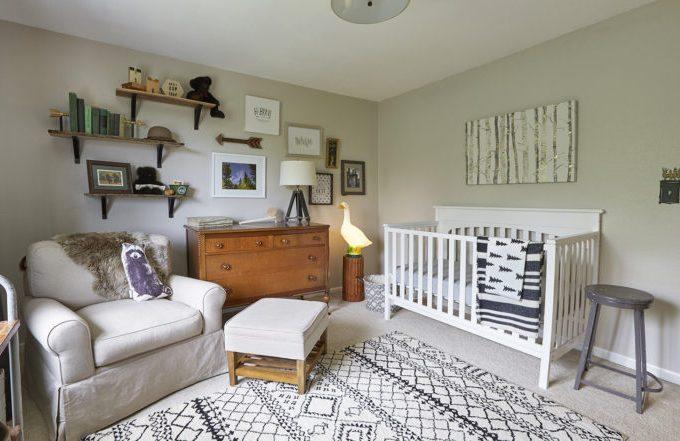 Baby Bear Den - Boy Nursery Inspiration