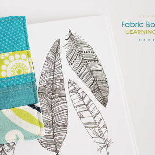 Learning how to sew? Awesome, I have a great tutorial for beginners. Lets learn how to sew fabric bookmarks!