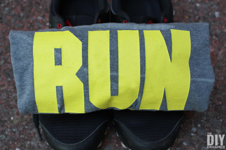 How to start a running habit.