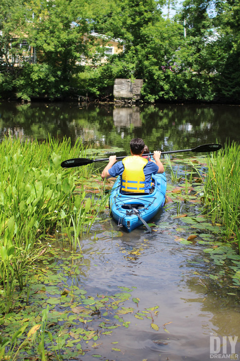Kayaking is such a great family activity. Special moments are just around the river bend.