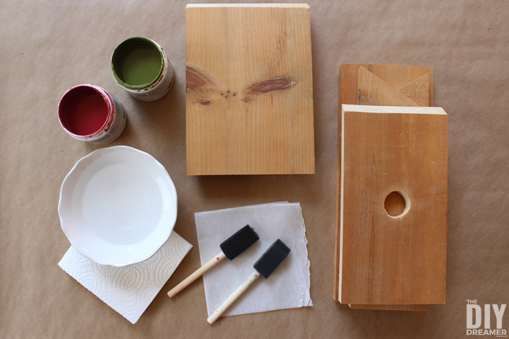 Learn how to stain wood in various colors