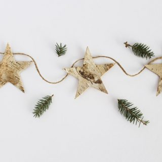 Quick and Easy Christmas Decorations to make – Birch Decorations