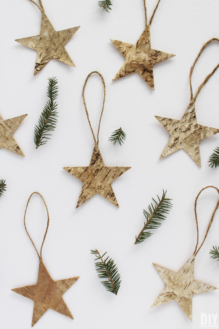 Christmas Decoration Ideas To Make : Quick and easy christmas decorations to make birch