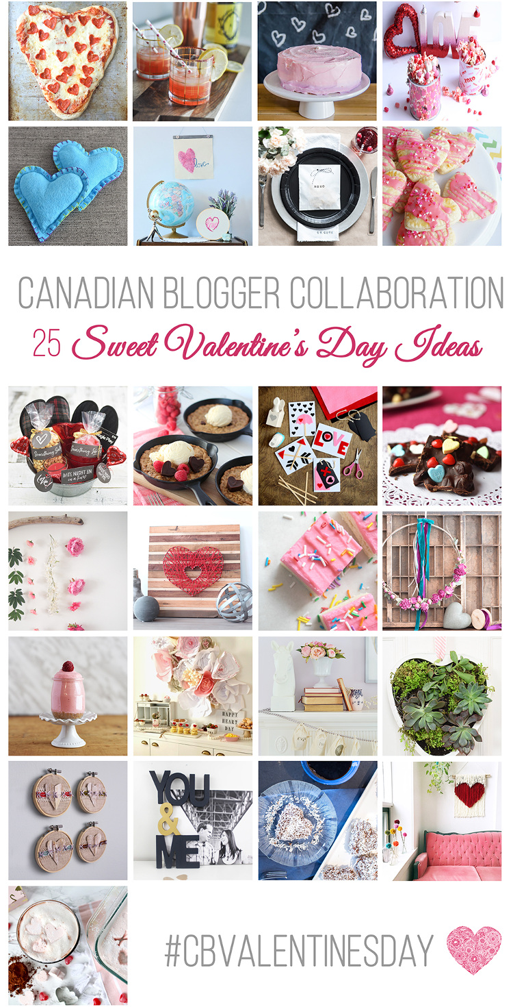 25 Sweet Valentine's Day Ideas to make your Valentine's Day extra special!