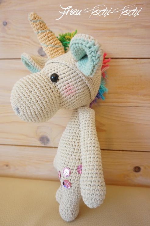 Unicorn Crochet Free Pattern