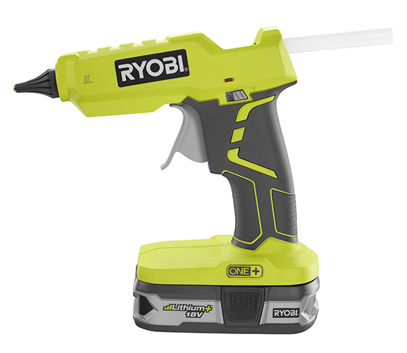 RYOBI ONE+ 18-Volt Glue Gun